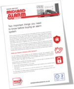 Two Things You Need to Know - Midland Alarm Services